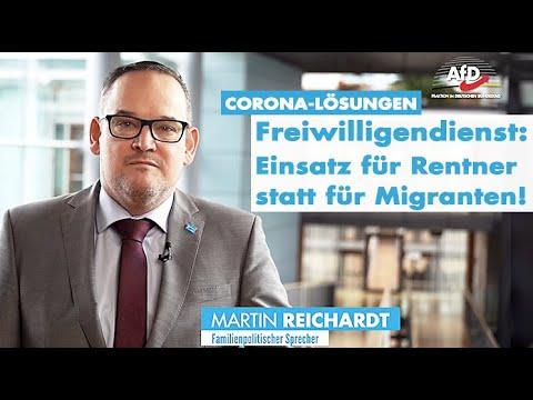 AfD: Einsatz für Rentner statt für Migranten!