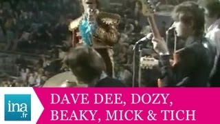 "Dave Dee, Dozy, Beaky, Mick & Tich ""The wreck of the Antoinette"" (live) - Archive vidéo INA"