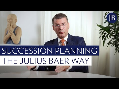 Tackling succession planning the Julius Baer way