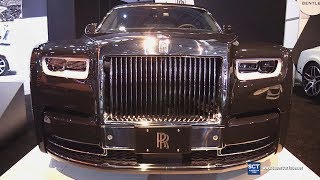 2018 Rolls Royce Phantom - Exterior Walkaround - 2018 New York Auto Show