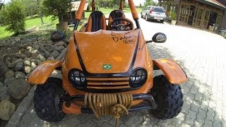 Buggy Cross Dakar Fapinha MEGA Review