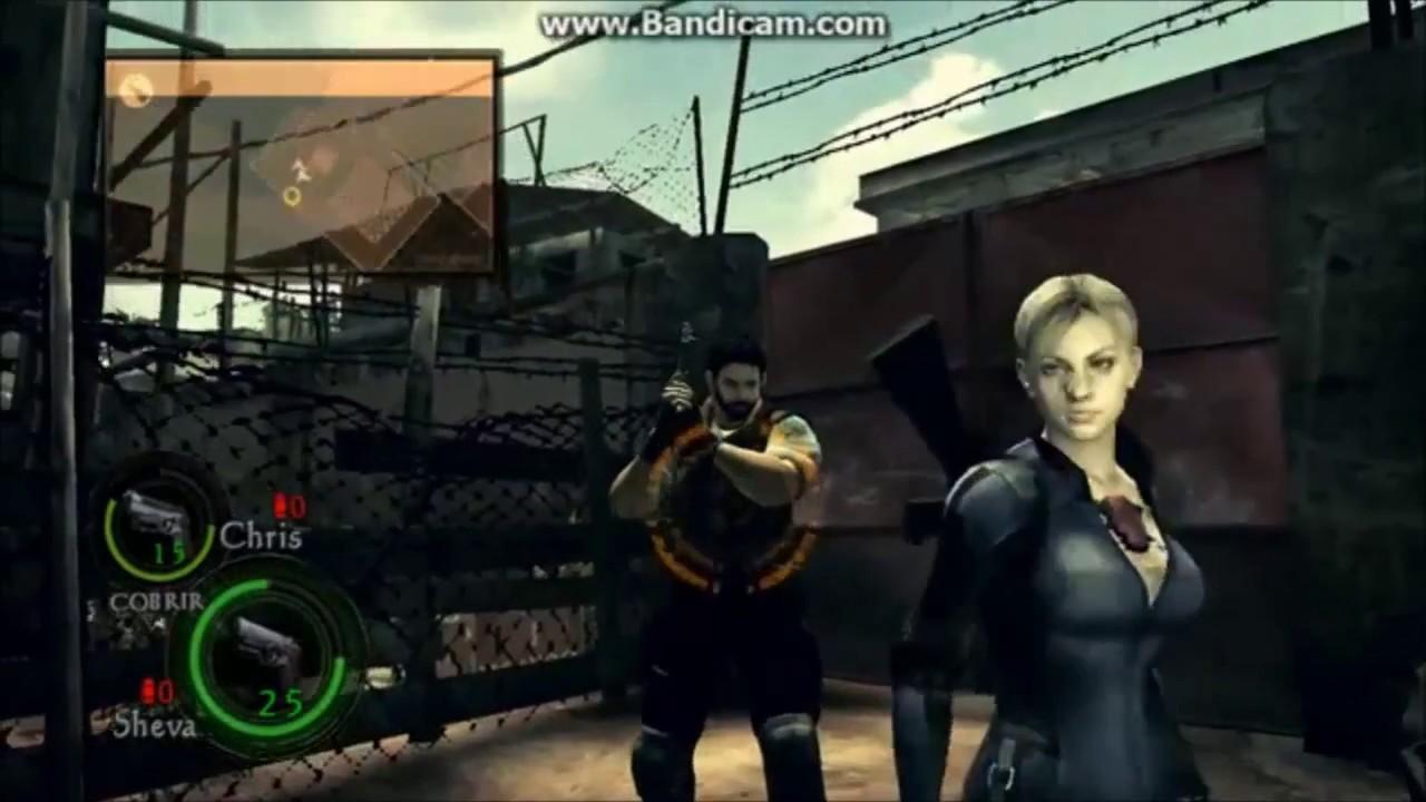 Resident evil 5 скачать моды