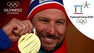 Aksel Lund Svindal the oldest Downhill Champion ever! | Winter Olympics 2018 | PyeongChang
