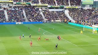 Ambiance Nantes contre Nimes 10 Fevrier 2019