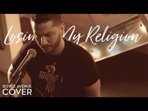 Music video Boyce Avenue - Losing My Religion