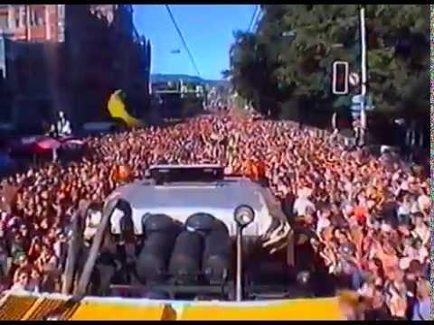 Street Parade - The Highlights 1999