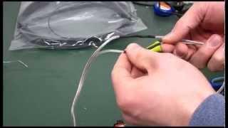 Pelapis Kabel Insulasi Heat Shrink Tube 127Pcs OT64BK