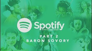 Spotify - Playing A New Song