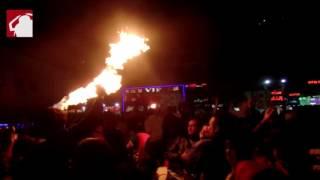 فيديو - فرحة المصريين بعد الفوز على غانا بهدف صلاح