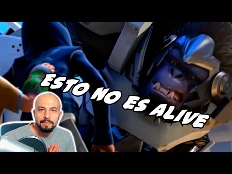 Trailer de Overwatch | Video Reaccion | Reaction | Español