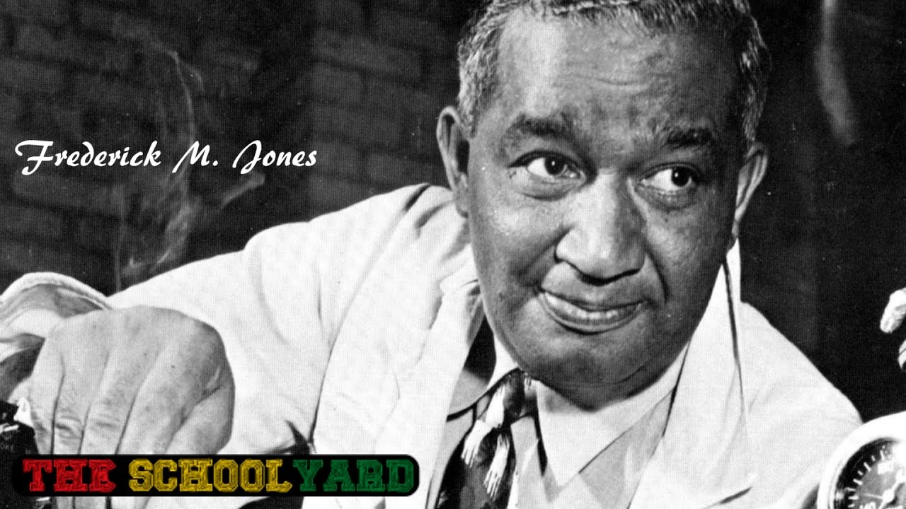 frederick m jones Joseph a numero, once a manufacturer of sound systems for movie theaters,  turned to frederick m jones, a self-taught mechanical engineer (later thermo.