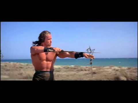 Conan el Barbaro Conan the Barbarian 1982 TRAILER