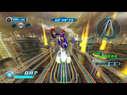 Sonic Riders Zero Gravity (Wii) Heroes Missions