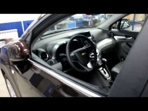 Подогреватель Webasto + StarLine для Chevrolet Orlando