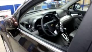 Подогреватель Webasto + StarLine для Chevrolet Orlando(Демонстрация работы связки предпускового подогревателя Webasto Termal Top Evo 5 бесключевого автозапуска Fortin и сигн..., 2013-11-29T12:18:09.000Z)