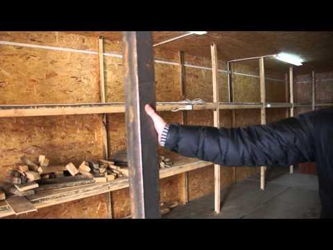 видео: Склад из контейнеров
