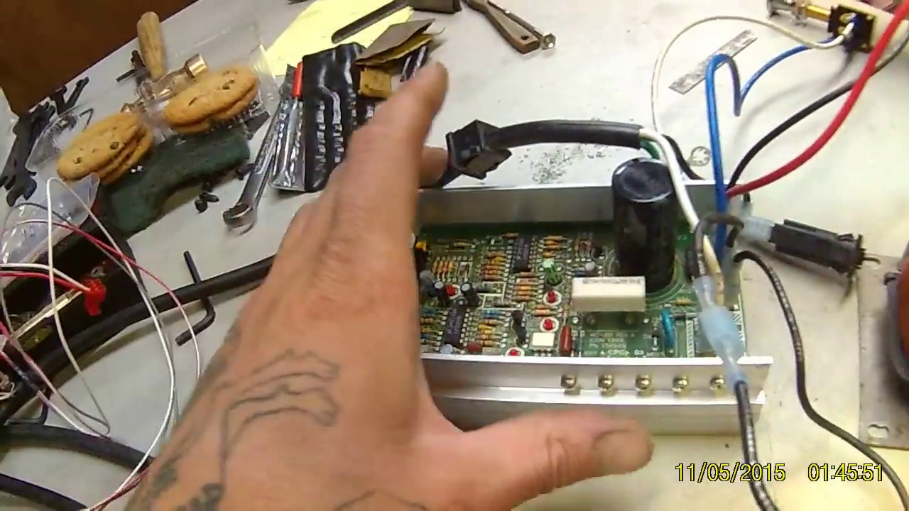 medium resolution of dc treadmill motor wiring conversion made simple i hope