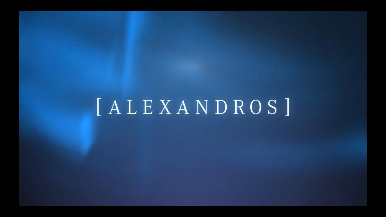 ALEXANDROS] New Album「Sleeple...