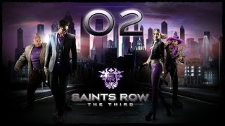 Let's Play Saints Row The Third [Blind/Full HD] #02 - Charaktererstellung