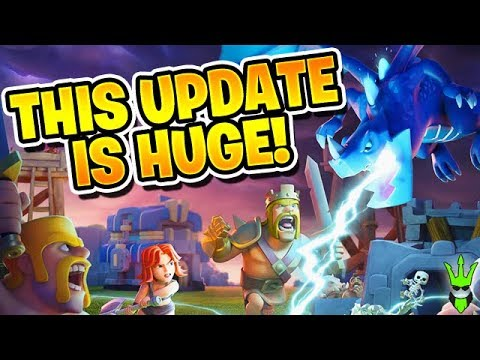 THIS UPDATE IS HUGE! - BIGGEST COC UPDATE EVER! - TH12 Update Recap and Replays! - Clash of Clans