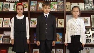 Рождественская встреча со школьниками в библиотеке. (г. Ядрин)