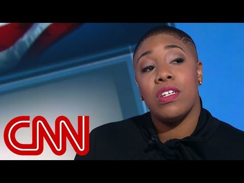 Kavanaugh debate gets personal for Symone Sanders