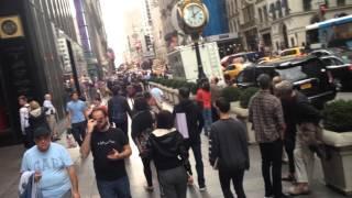 Нью Йорк - 5 авеню - главная улица(, 2015-11-05T19:28:52.000Z)