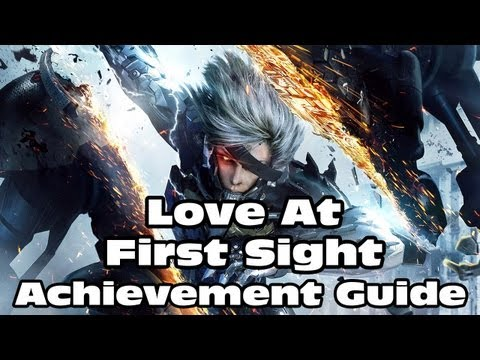 Metal Gear Rising - Love At First Sight Achievement / Trophy Guide