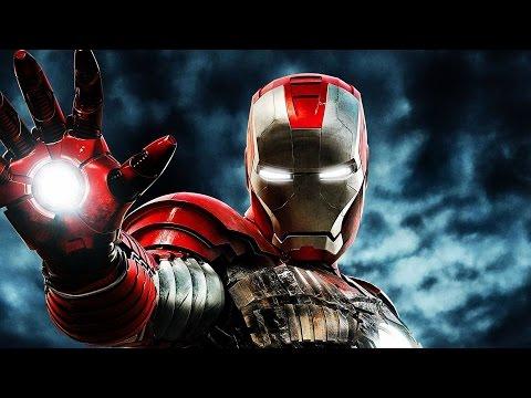 Герои Комиксов #13 - Железный Человек