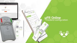 Wireless NFC Reader uFR Nano Online - Frontend configuration overview and Android app demo