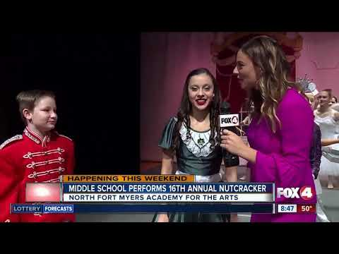 North Fort Myers Academy for the Arts performs The Nutcracker this Friday
