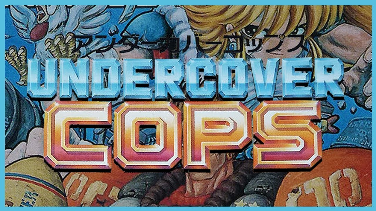 Forgotten Games: Undercover Cops - SNESdrunk - YouTube