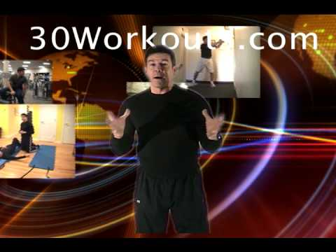 Mike Benson's 30 Workouts: Introduction