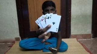 Card magic in tamil