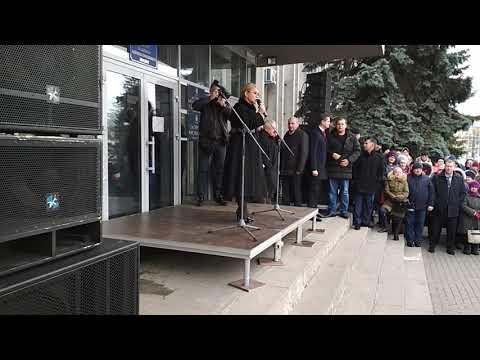 nazar viv: Юлія Тимошенко в Смілі