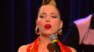 Jeff Beck & Imelda May - My Baby Left Me - Live - HD
