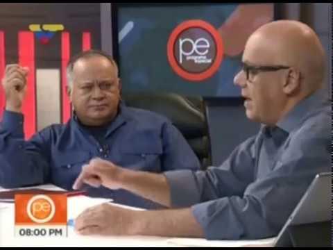PROGRAMA ESPECIAL DIOSDADO CABELLO Y JORGE RODRIGUEZ