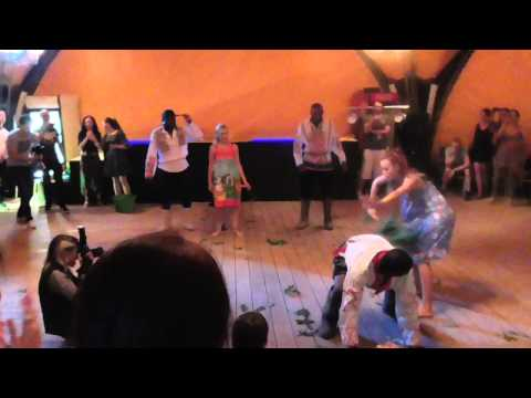 KizzAfro 2015. Afro-Russian party 5. Каравай.