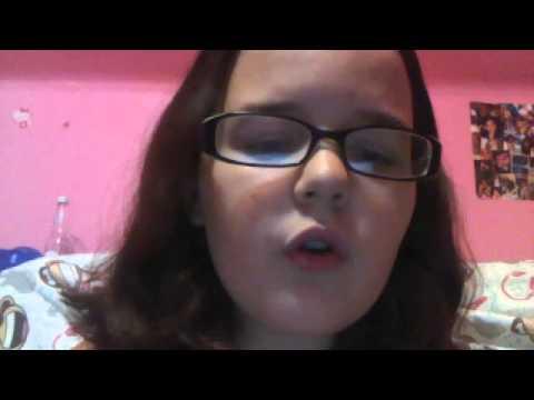Sara sings baby by justin bieber