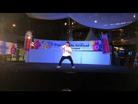 Pan Pacific Street Dance Hawaii Fest 2018