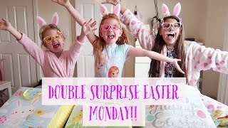 a double surprise easter monday