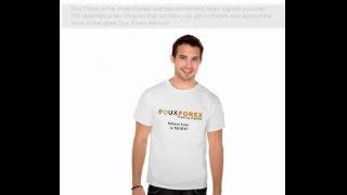 Get A Dux Forex Signals T-Shirt
