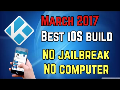 how to add kodi to iphone without jailbreak
