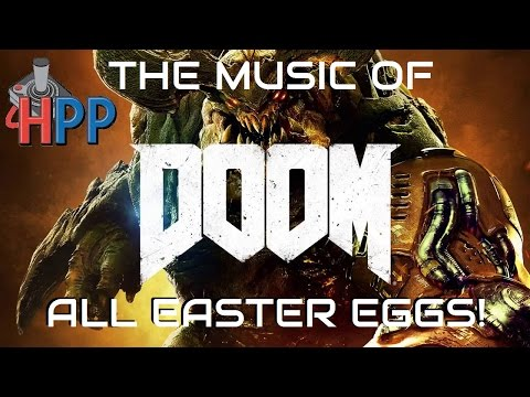 All References to Old DOOM's Music in New DOOM's Soundtrack [X-post /r/DOOM]