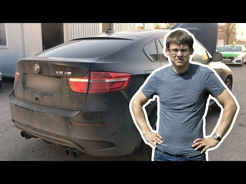 BMW X6m - 2.6 млн. За 2013 год!? Оформлен на бабушку, дабы не платить налог!)))