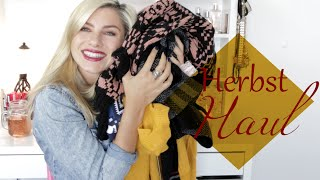 Herbst Haul - Fashion, Drogerie & Filofaxing - September 2015