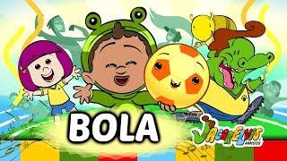 DESENHO INFANTIL - BOLA - Jacarelvis e Amigos (vol. 03)