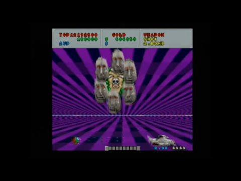 X68000:ファンタジーゾーン / FANTASY ZONE (BGM arrange)