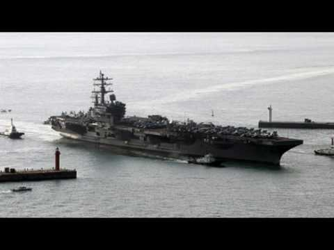 Armada Grows Larger! USS Ronald Reagan Has Now Been Deployed to North Korea