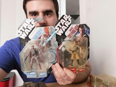Heti videó: 03# Star Wars 30th Anniversary figurák 1.rész
